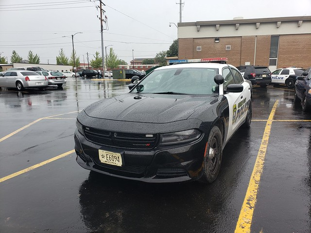 Green Bay Police Dodge Charger