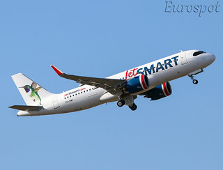 CC-AWJ Airbus A320 Neo Jet SMart