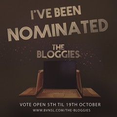 The Bloggies - Soul2Soul Regions have been nominated! 2019
