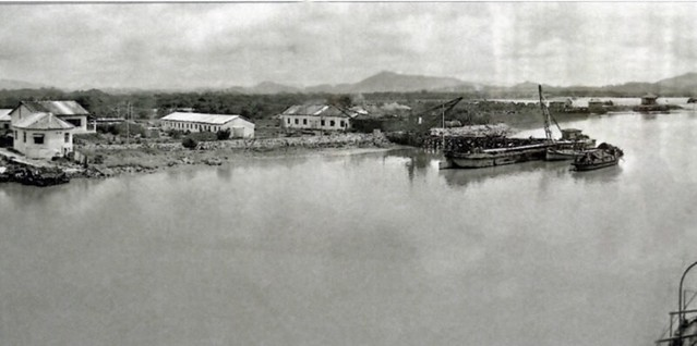 Wesselingh family archives: Huangpu District, Guangzhou, 1938