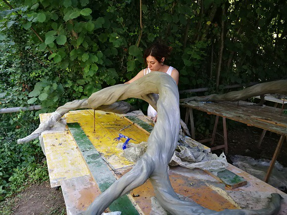 Radici Auree - Arte sui Cammini