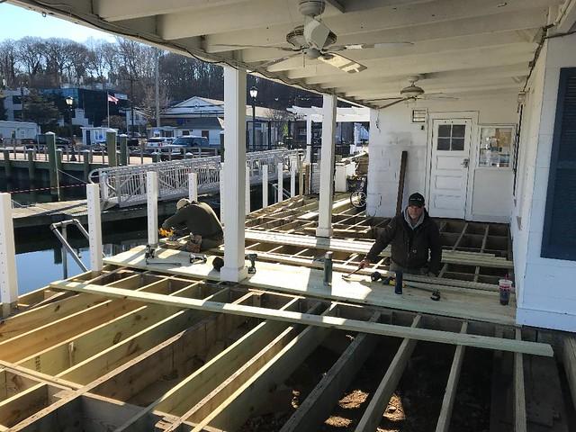 New Deck progress - 8 - JUrquhart