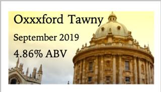 Oxxxford Tawny