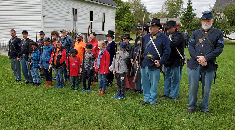 History Repeats Itself at The Meridian Historical Village