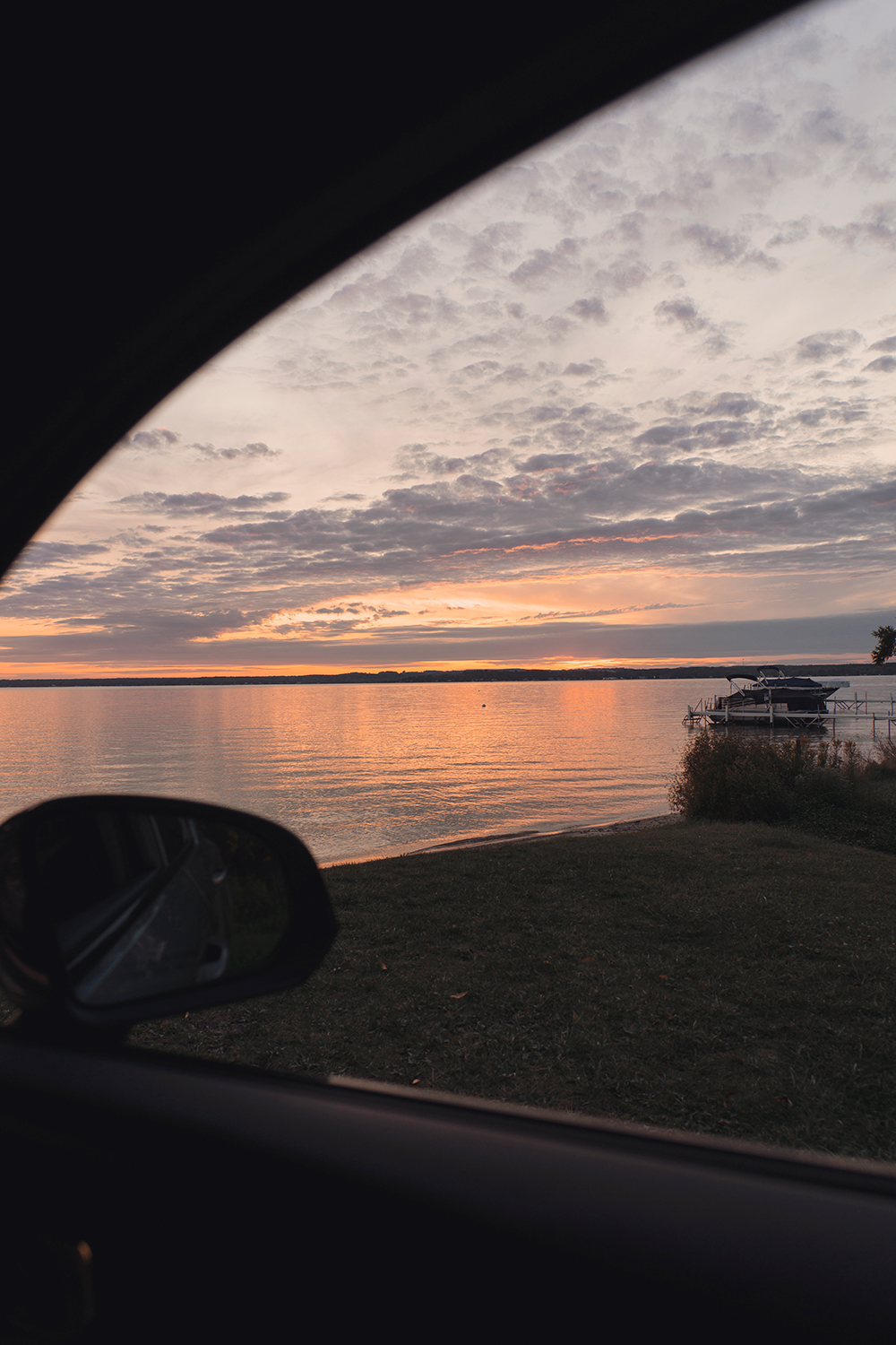 02volvo-car-mullettlake-cheboygan-michigan-roadtrip-travel