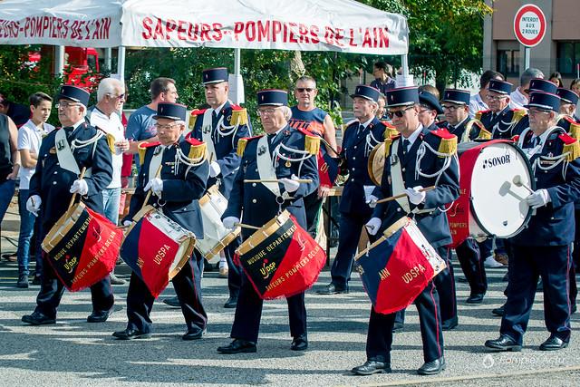 Bicentenaire de la caserne de Pont-de-Veyle