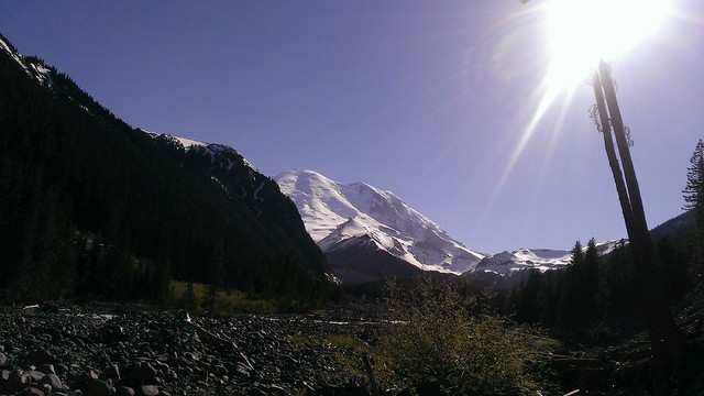 White River Campground, Mount Rainier National Park, 6/7/2013