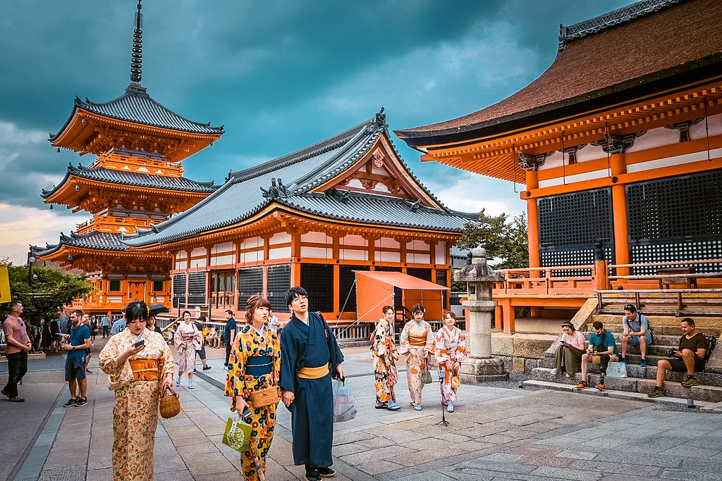 Kiyomizu-dera Temple | 2 Days in Kyoto