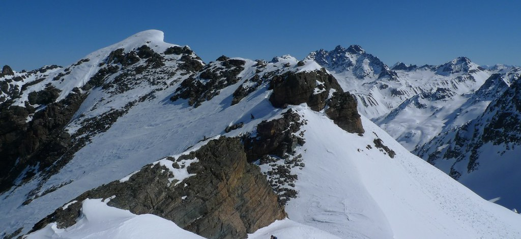 Haagspitze West (Wiesbadener H.) Silvretta Austria photo 03