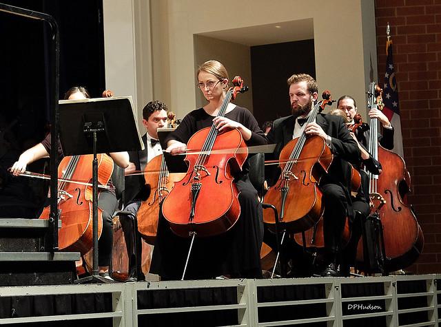 Albany Univ Symphony #4