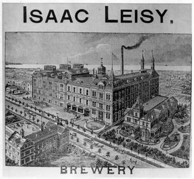 Isaac-Leisy-Brewery