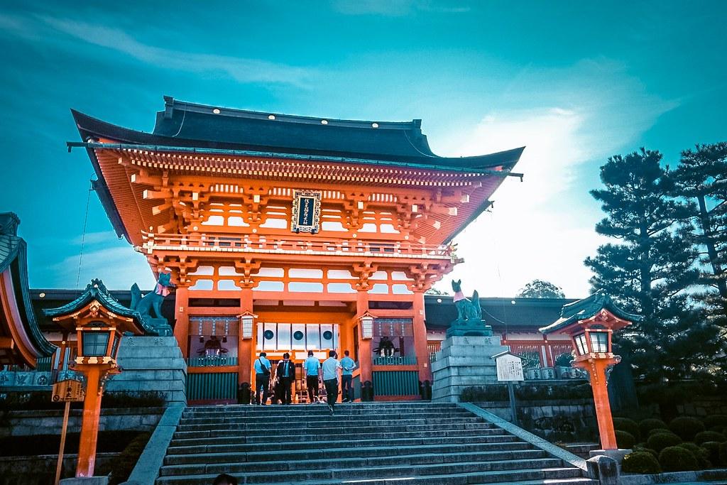 Fushimi Inari-taisha Shrine | 2 Days in Kyoto