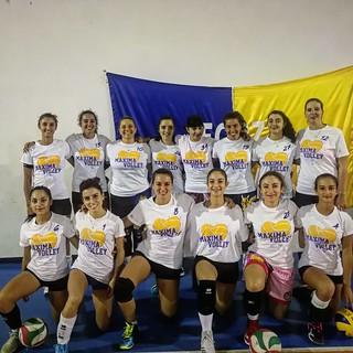 La squadra di Serie D Femminile
