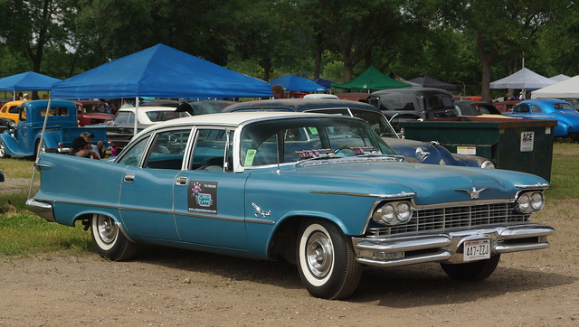 1957 Imperial Custom