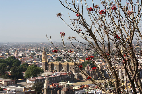 Puebla sightseeing - Mexico