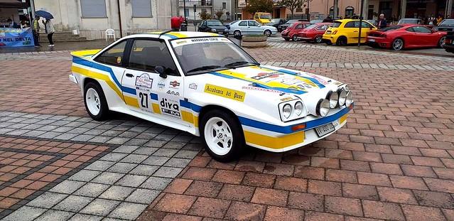 Opel Manta 400 Gr.B