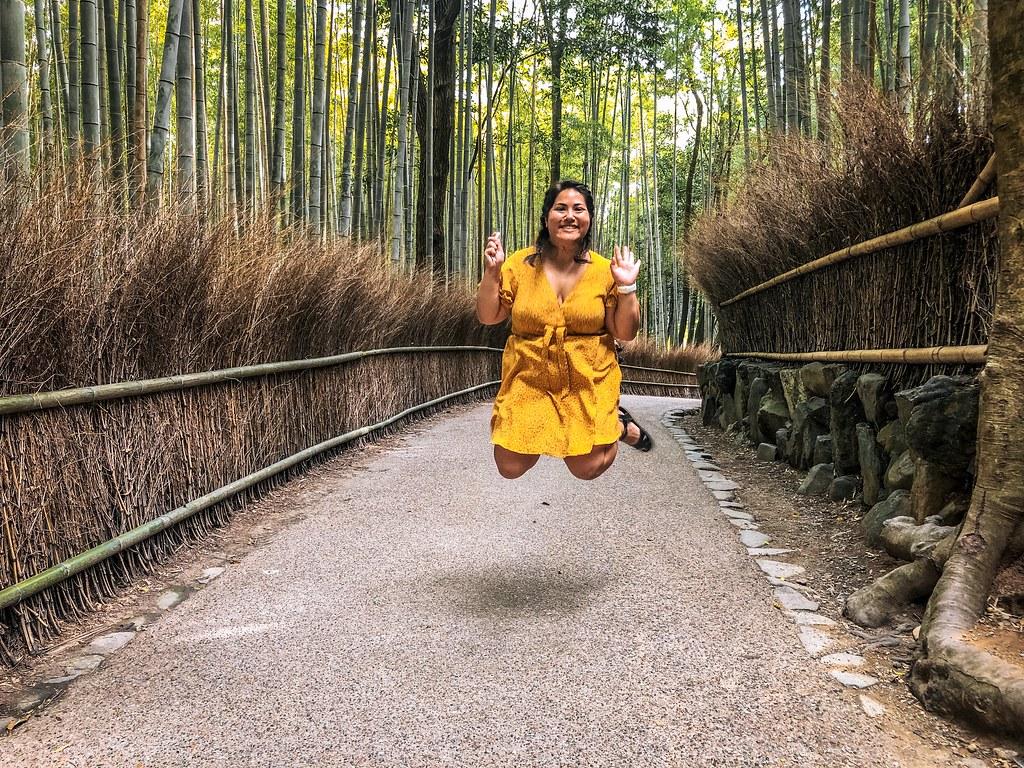 Bamboo Grove | Kyoto Itinerary
