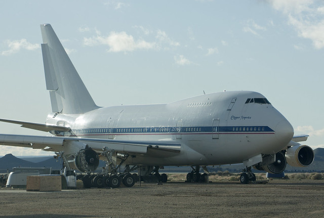 N747A Boeing 747-SP27