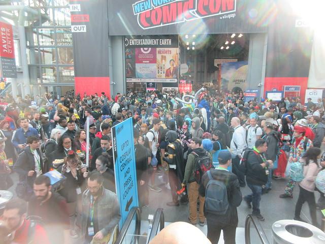 2019 NYC Comic Con Friday Jacob Javits Center 4541