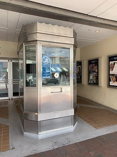 Art Deco Tower Theater Ticket Booth | by Phillip Pessar