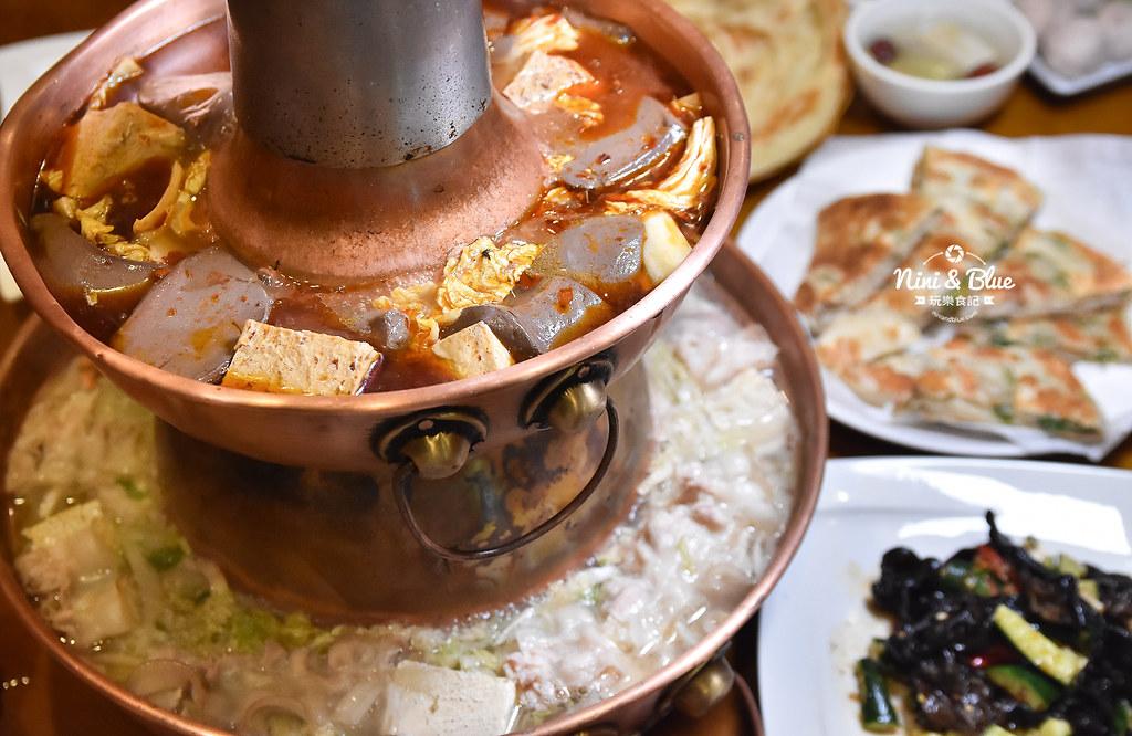 徠圍爐北方風味館 酸菜白肉鍋 菜單21