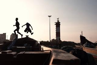 Marina Beach, Chennai, 2019