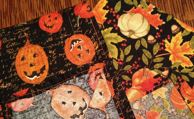 Seasonal napkins