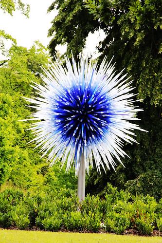 Kew Garden玻璃裝置藝術