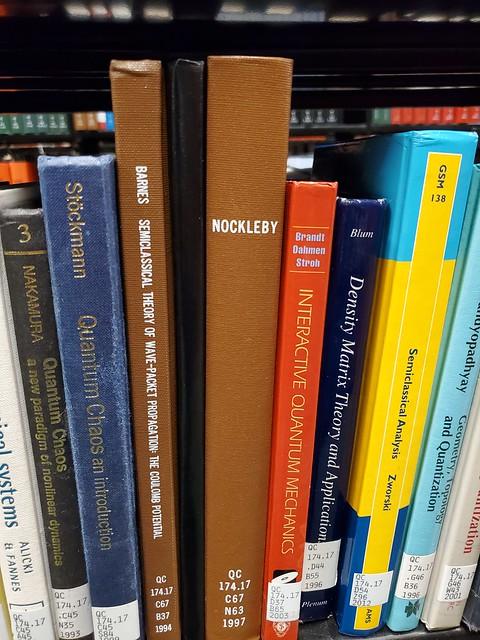 a few books left over