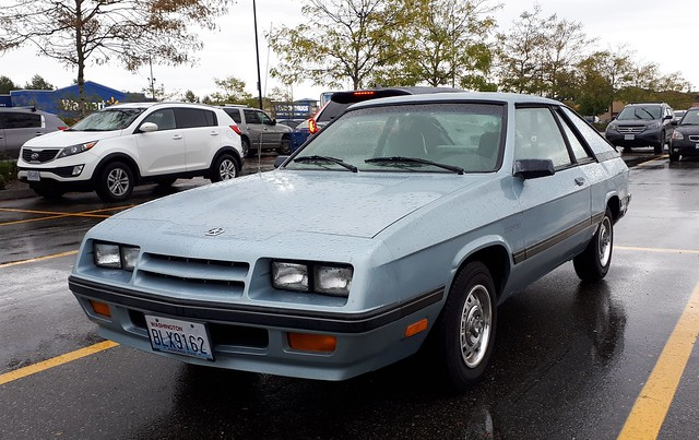 '86-'87 Plymouth  Turismo Duster