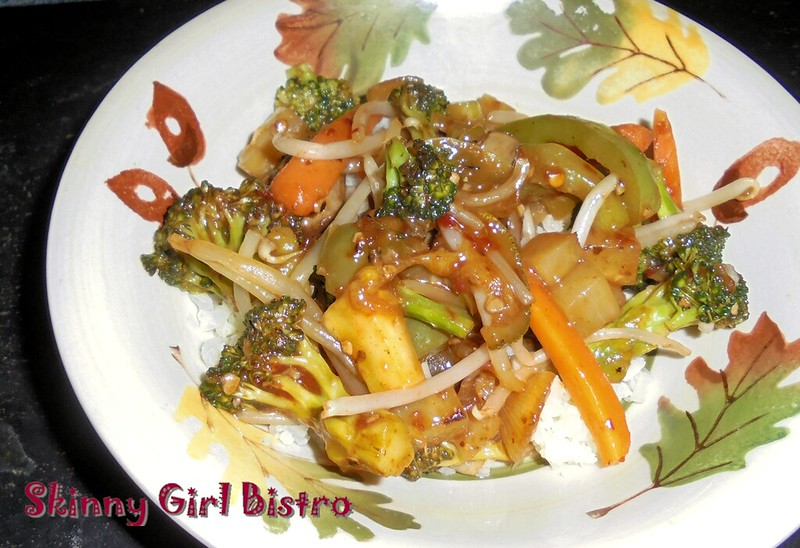 Photo: Broccoli and Mushroom Stir Fry