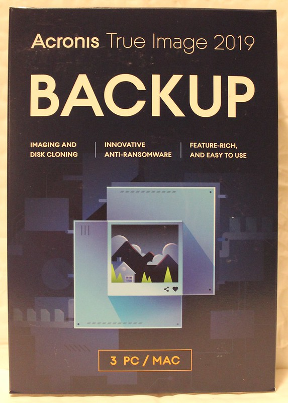Details About Acronis True Image 2019 3 Computer Pc Mac Backup Recovery For Windows 10