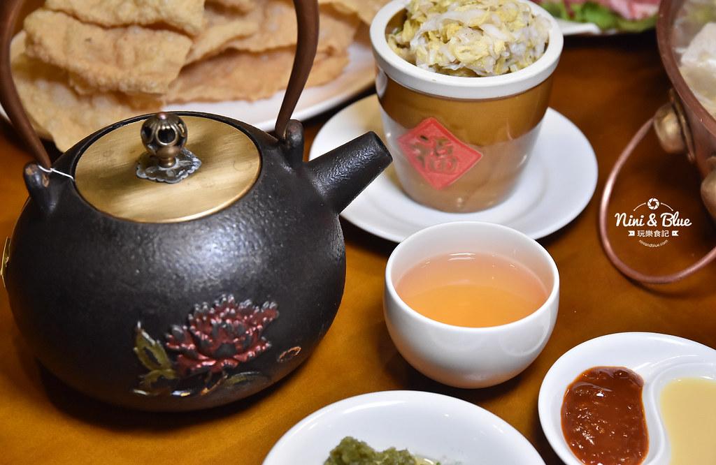徠圍爐北方風味館 酸菜白肉鍋 菜單30