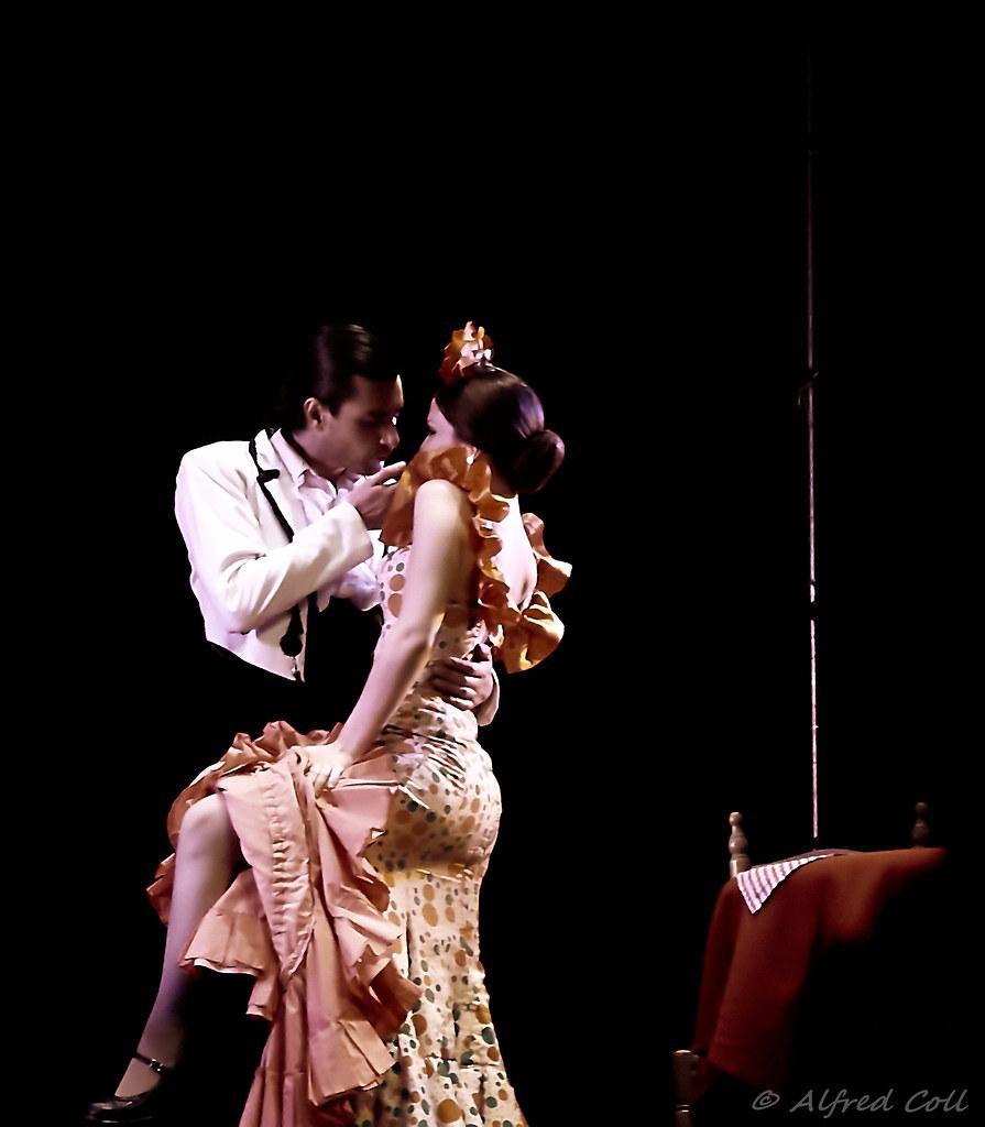 Carmen Flamenco Show