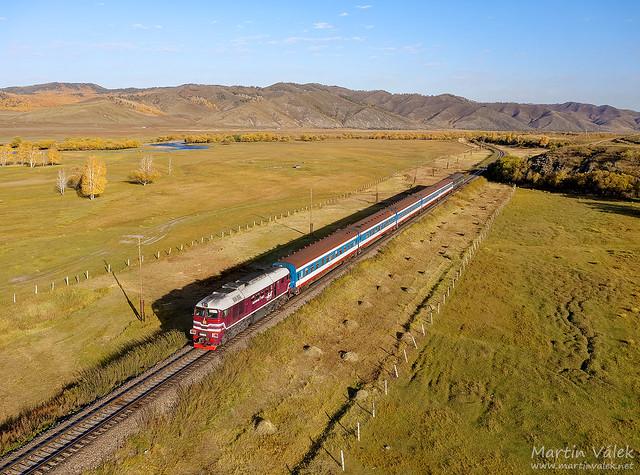 M62UMM-016 UBTZ, Unegt - Tunkh (Mongolia)