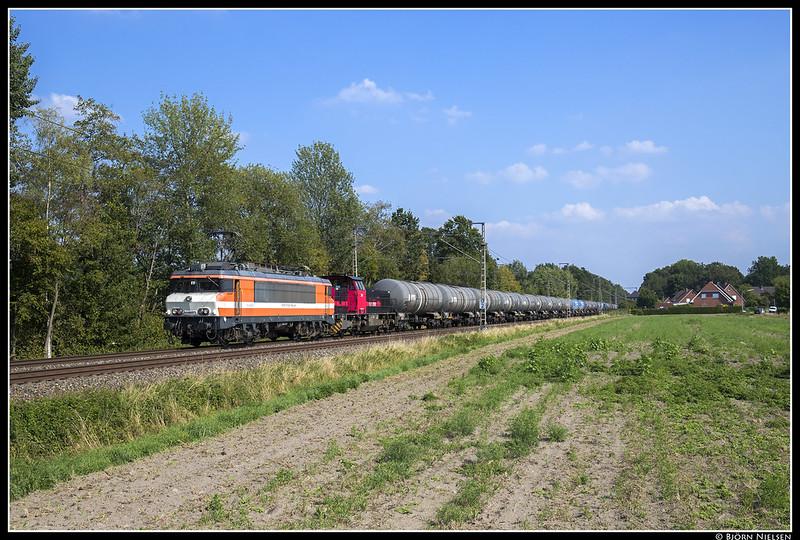 Rail Force 1831+IRP 2211, Gildehaus (D)