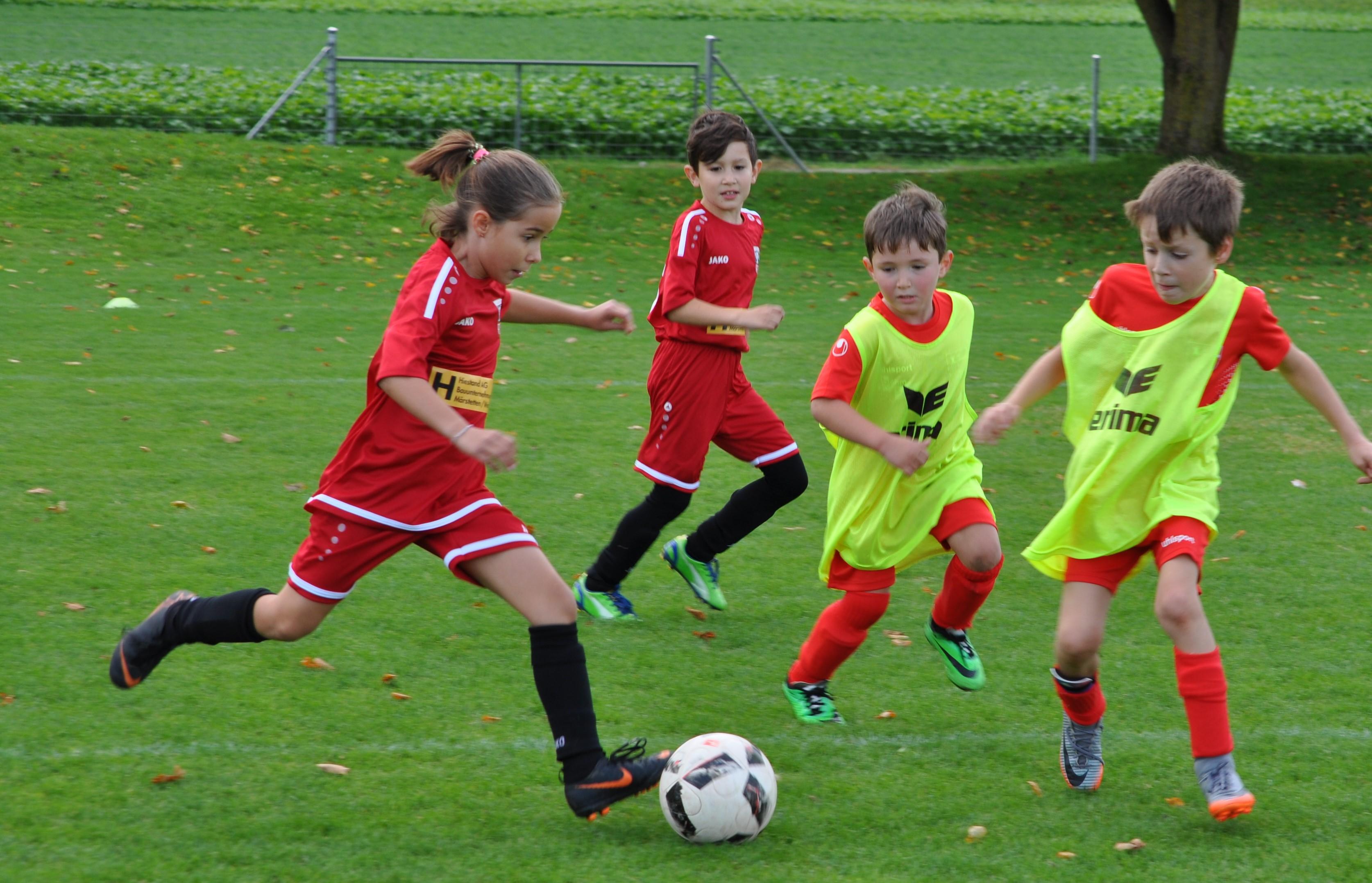 Bambini- und F-Turnier 28.9.2019