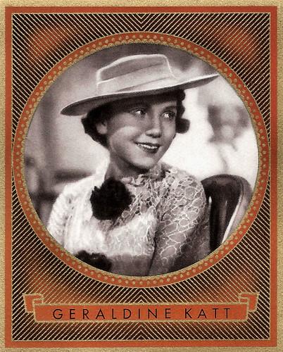 Geraldine Katt in Die Stimme des Herzens (1937)