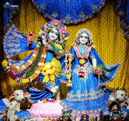 ISKCON Pune NVCC Deity Darshan 06 Oct 2019