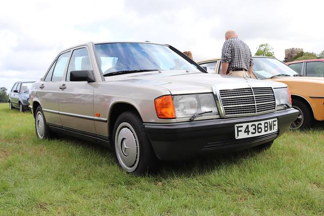 Mercedes-Benz 190E 2.5 F436BWF