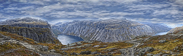 Camino de trolltunga - Noruega