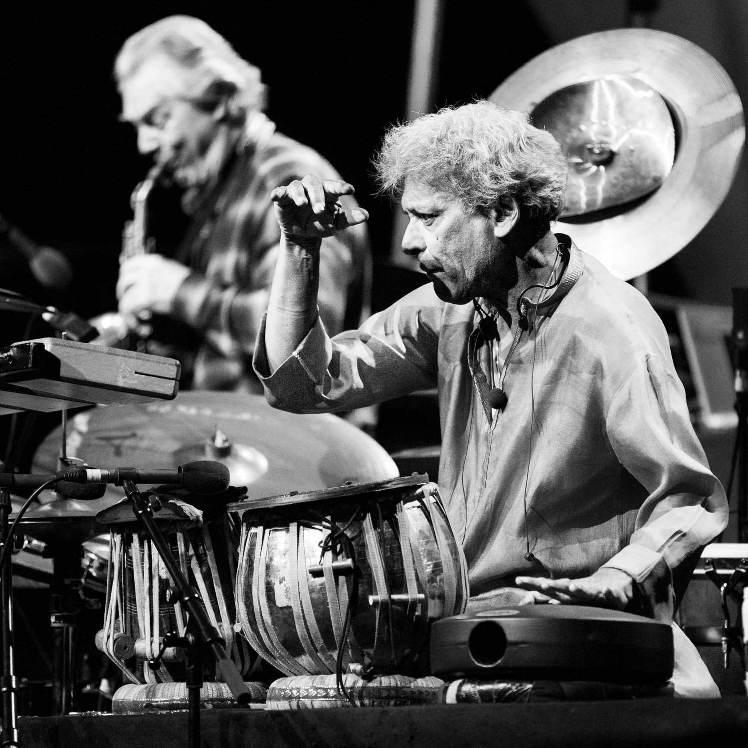 Jan Garbarek Group feat Trilok Gurtu-4071
