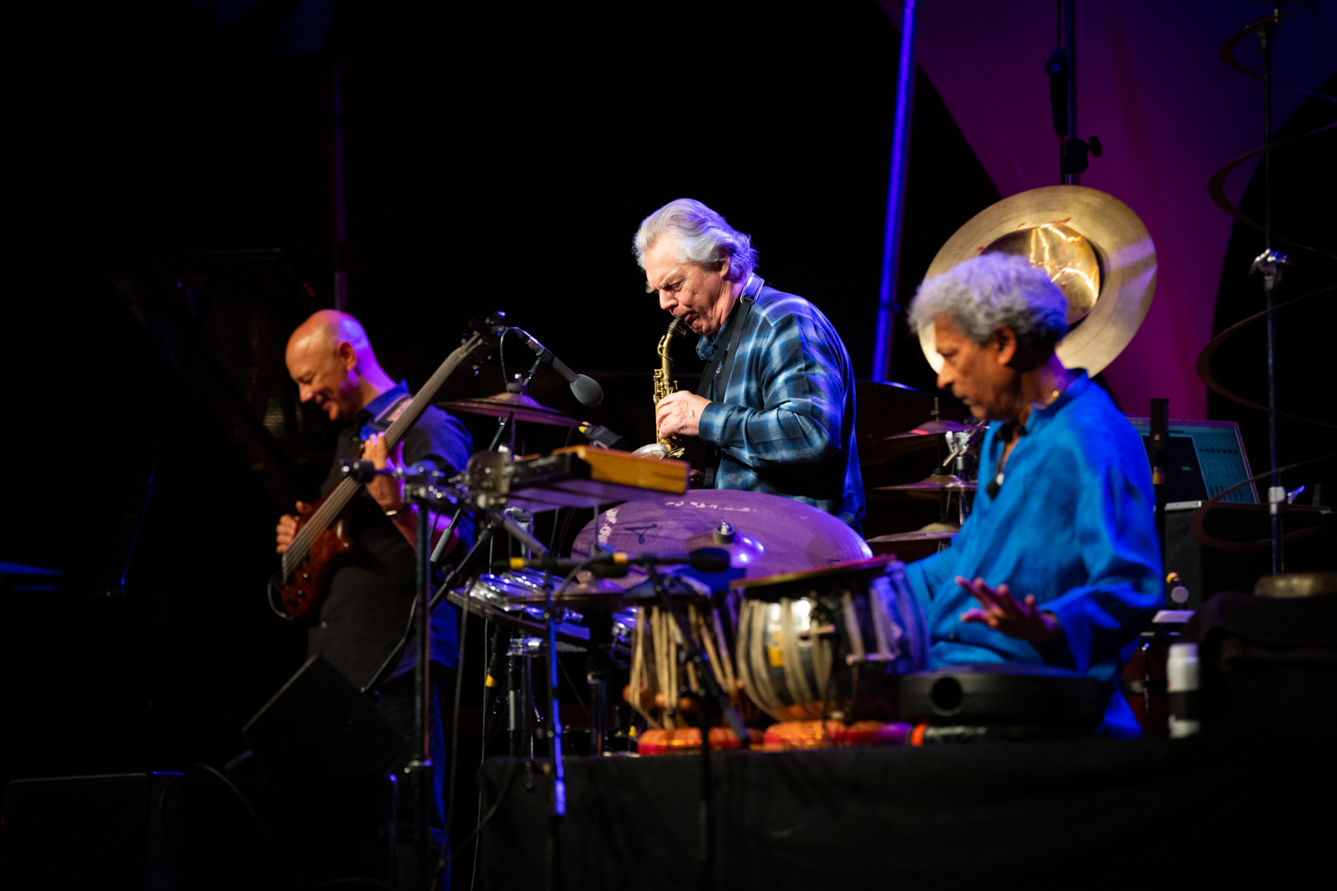 Jan Garbarek Group feat Trilok Gurtu-4077
