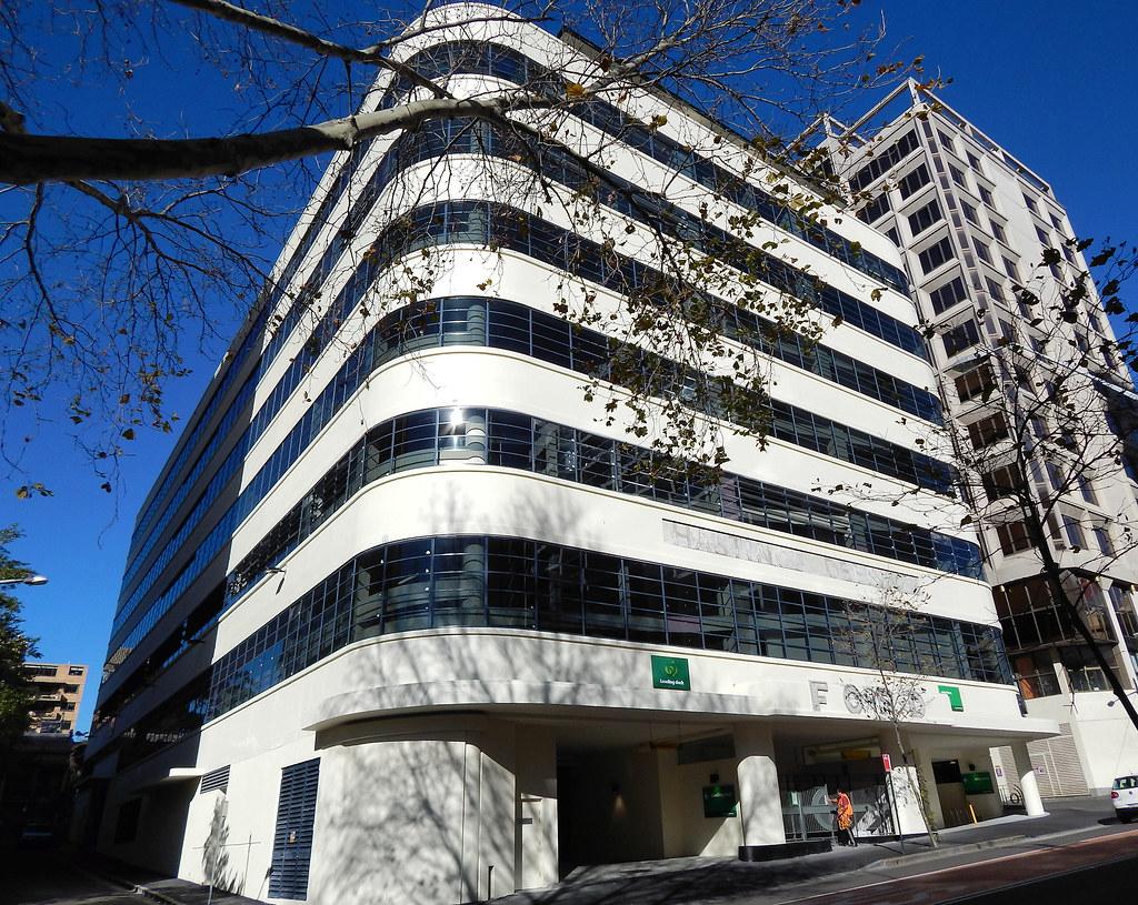 Ex Ex Hastings Derring Building, Woolloomooloo, Sydney, NSW.