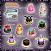 Sese - Halloween Cakes  @ The Arcade