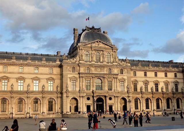 Museo del Louvre - Paris - (in explore)