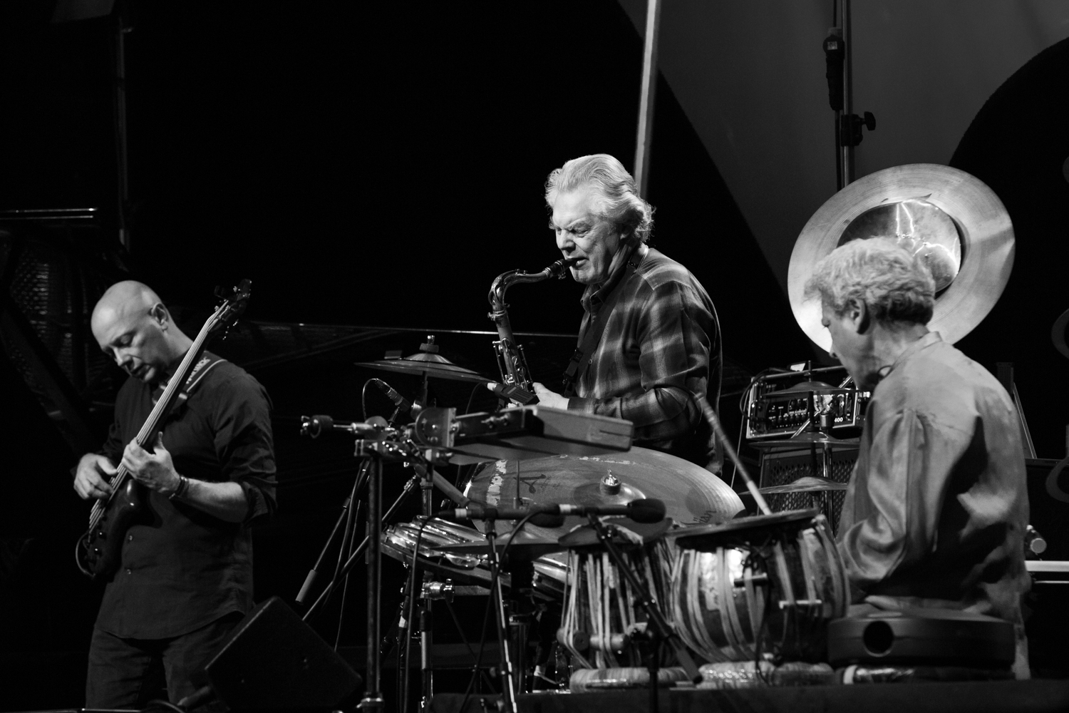 Jan Garbarek Group feat Trilok Gurtu-4088