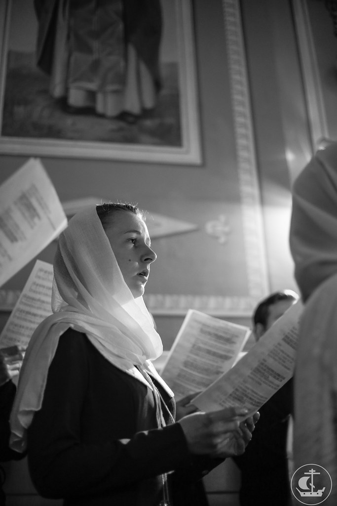 5-6 октября 2019, 16-я седмица по Пятидесятнице / 5-6 October 2019, The 16th week after Pentecost