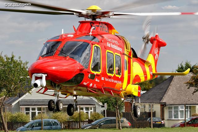 G-HHEM  Agusta Westland AW169