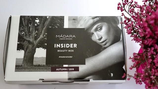 Madara beauty insider kauneusboxi luonnonkosmetiikka syksy
